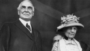 Warren Harding Tried To Return America To 'Normalcy' After WWI And The 1918 Pandemic. It Failed