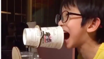 We Had No Idea You Could Make An Audio Recording Just Using A Cup