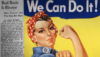 The Truth Behind The Iconic Rosie The Riveter Poster