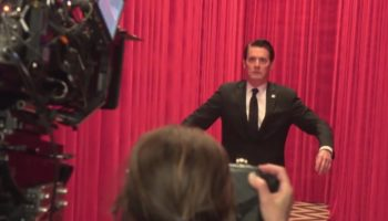 Kyle MacLachlan Impresses David Lynch With A Pratfall During The Filming Of 'Twin Peaks: The Return'