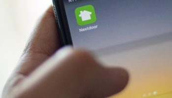 How Nextdoor Courts Police And Public Officials