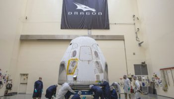 How The SpaceX Crew Dragon Mission Could Shape The Future Of Commercial Space