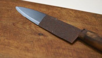 How To Restore A Rusty Knife To Its Former Glory