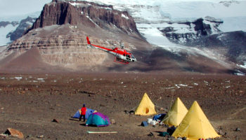 Something Is Shifting In Antarctica's McMurdo Dry Valleys