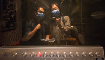 Room And Bored: One Couple's 14-Day Quarantine In A Beijing Hotel