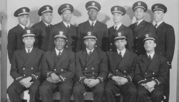 The Forgotten Story Of How 13 Black Men Broke The Navy's Toughest Color Barrier
