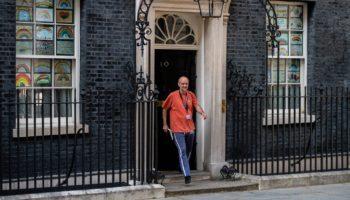UK's Boris Johnson Backs Top Aide Accused Of Flouting Lockdown Rules