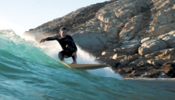 'Mr. Kookbox' Is About Nole Cossart And His Experimental Journey Into The World Of Wooden Surfboards