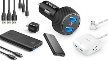 Stay Juiced Up Everywhere With These Discounted Battery Packs And Chargers From Anker