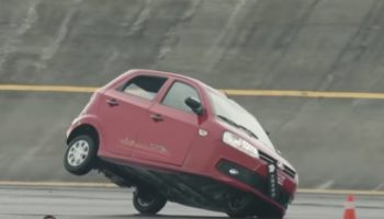 Watch These Rinky-Dink Chinese Cars Get Pitted Against Each Other On This 'Top Gear'-esque Show