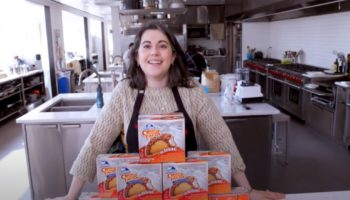 Claire From Bon Appétit Demonstrates How To Make Gourmet Choco Tacos From Scratch