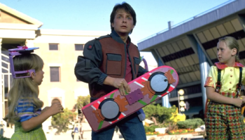 A 'Censored' Version Of 'Back To The Future Part II' Made It To Netflix