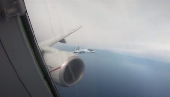 Russian Fighter Jets Get Uncomfortably Close To A US Navy Patrol Plane