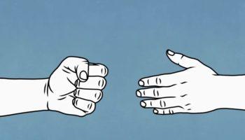 The Coronavirus Killed The Handshake And the Hug. What Will Replace Them?