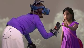 The Uncanniness Of Watching A Grieving Mother And Her Dead Daughter Meet In Virtual Reality