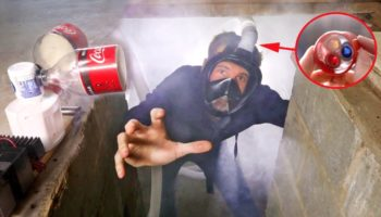 How To Build A DIY Atmosphere Supplying Respirator