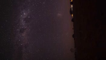Photographer Stabilizes Camera On The Sky, Captures A Mesmerizing Time Lapse Of The Earth's Rotation