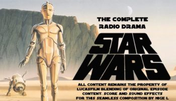 A Super Fan Put Together All Five Hours Of NPR's Radio Drama Adaptation Of The Original 'Star Wars' Trilogy