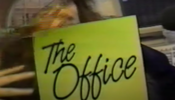 Here's A Rare Clip From The Short-Lived 1995 CBS Sitcom 'The Office,' Which Has Nothing To Do With Steve Carell's 'The Office'