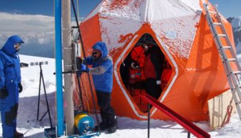 The Quest To Secure The World's Vanishing Ice