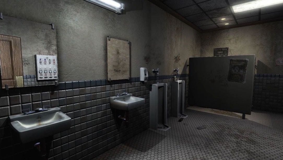 Here's A Tour Of Some Of The Best Designed Bathrooms In Video Games