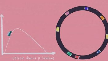 The Science Behind How Just One Car Can Create A Traffic Jam