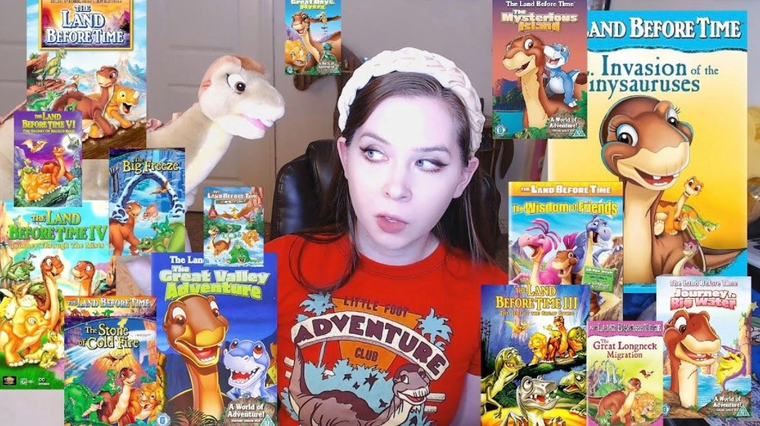 This Woman Watched All 14 'Land Before Time' Movies So You Don't Have To