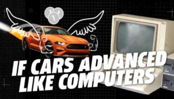 What If The Speed Of Cars Advanced At The Same Rate As Computers?