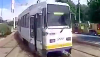 The Disastrous Moment When Two Trams Crashed Head-On Into Each Other