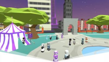 NYU's Virtual Graduation Event Turned Into 'A Vaporwave Nightmare'