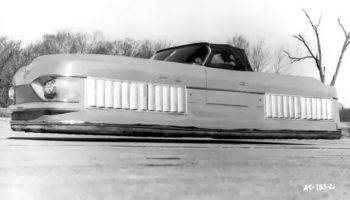 Take A Look At This Unbelievable 1959 Curtiss-Wright Model 2500 Air-Car