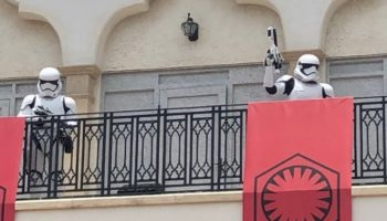 Disney World Sent Stormtroopers To Enforce Social Distancing At Disney Springs