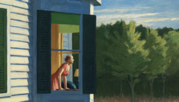 Edward Hopper And American Solitude