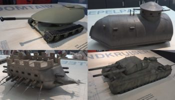 Here Are Some Very Weird Tank Designs That Never Made It Onto The Battlefield