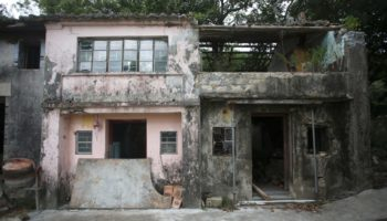 The Homes Frozen In Time On Hong Kong's Abandoned Yim Tin Tsai Island