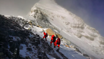 The Loneliest Everest Expedition