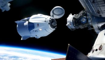 Here's The SpaceX Crew Dragon Docking At The ISS To The Music Of The Blue Danube