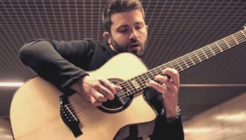 This Guy Absolutely Crushes Led Zeppelin's 'Whole Lotta Love' On Acoustic Guitar