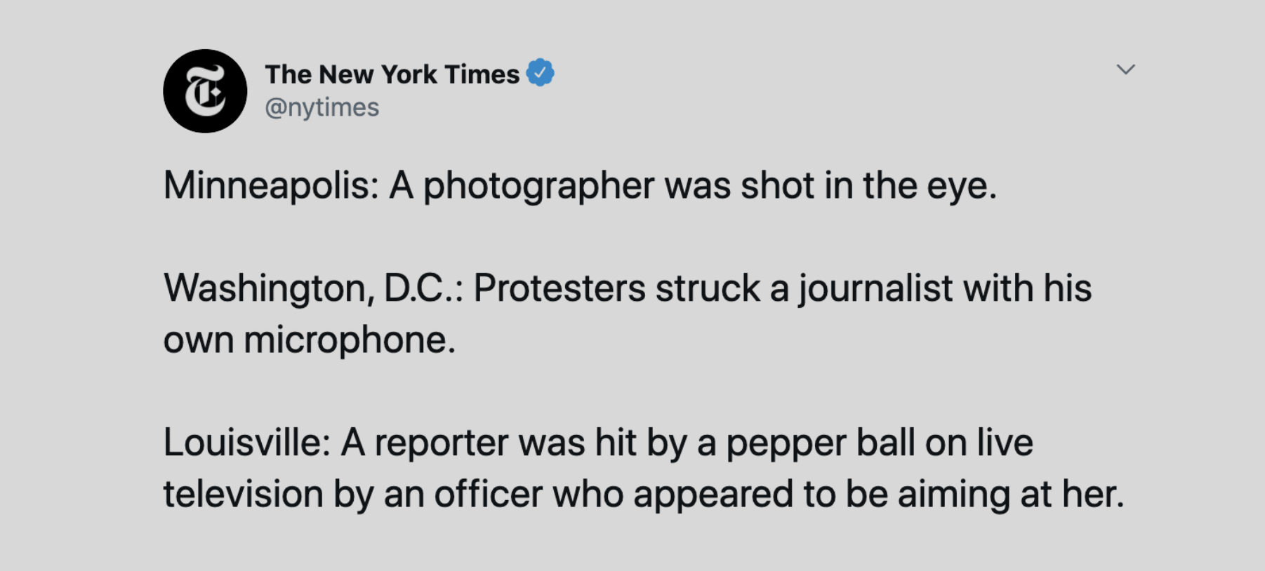 Rubber Bullets Don't Fire Themselves