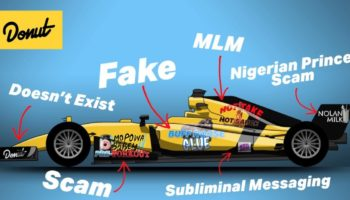 The Hidden History Of Formula 1's Sketchy Sponsorships