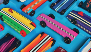 Inside The Ultra-Competitive World Of Adult Pinewood Derby Racing