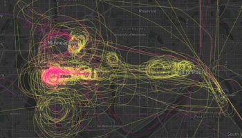 Find The Police And Military Planes That Monitored The Protests In Your City With These Maps