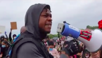 John Boyega Gives Emotional Speech At Protests: 'I Don't Know If I'm Going To Have A Career After This, But F*ck That'
