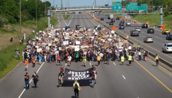 What Highways Mean To The George Floyd Protesters