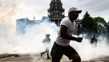 The Disturbing History Of How Tear Gas Became The Weapon Of Choice Against Protesters