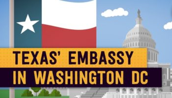The Curious Reason Why Texas Had An Embassy In Washington DC