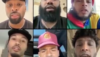 NFL Players Call Out The League With 'What If I Was George Floyd?' Video