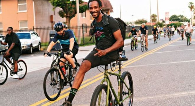 He Lost His Leg, Then Rediscovered The Bicycle. Now He's Unstoppable