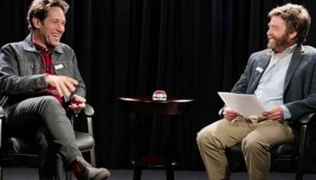 Here Are All Of The Wonderfully Uncomfortable Bloopers From Zach Galifianakis's 'Between Two Ferns'