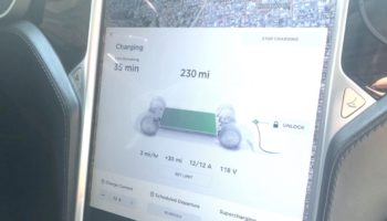 Here's How Well The Tesla Model X's Battery Holds Up After 400,000 Miles